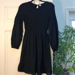 Old Navy Puffy Sleeves Dress